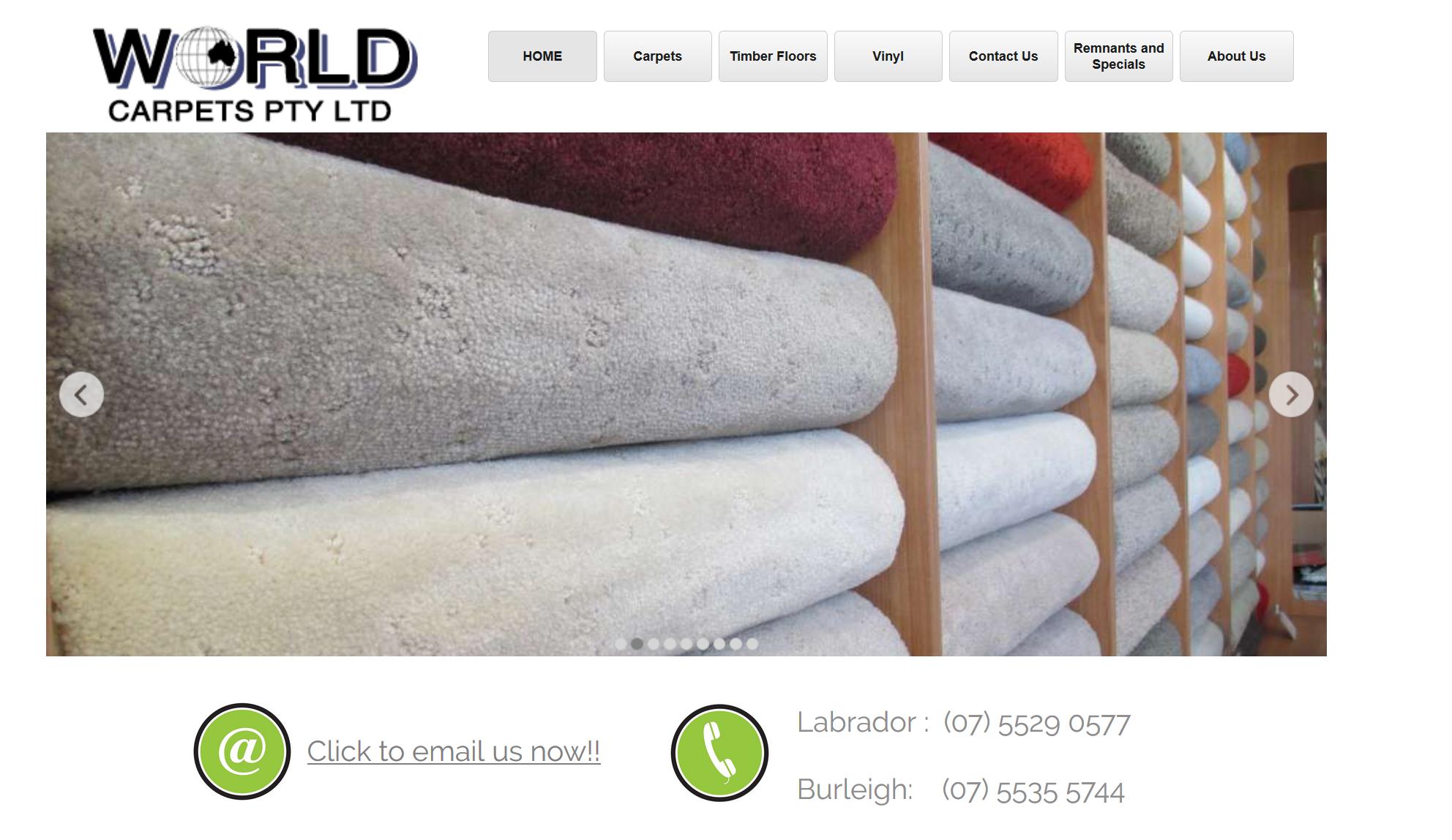 World Carpets - http://worldcarpets.com.au/