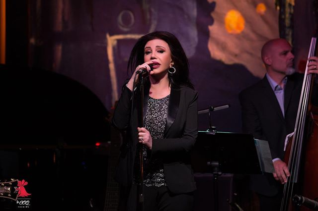 #Photos from my fabulous show at @vibratogrilljazz