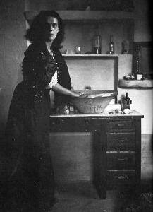 Leonora Carrington Self-Portrait 1938