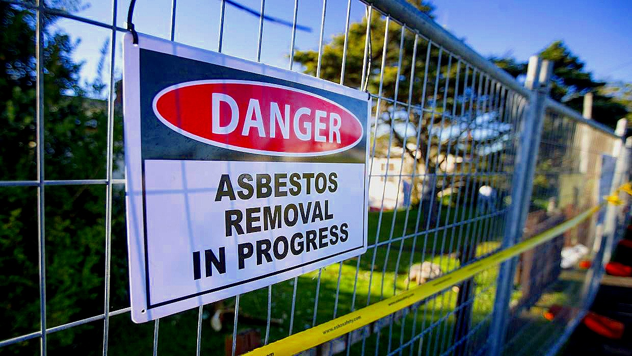 ASBESTOS REMOVAL PROJECT MANAGEMENT -