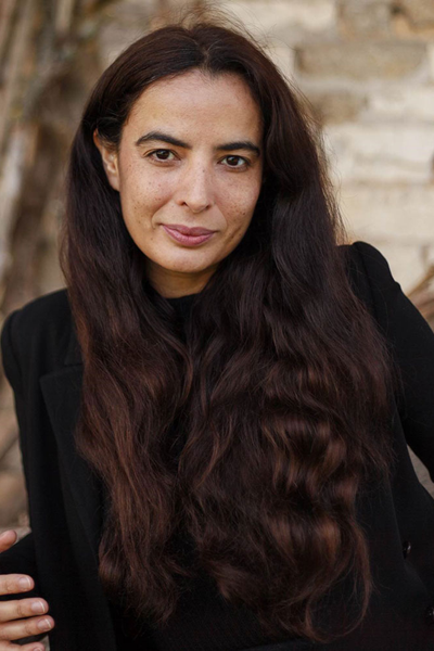 ANISSA TOUATI - The Chimney