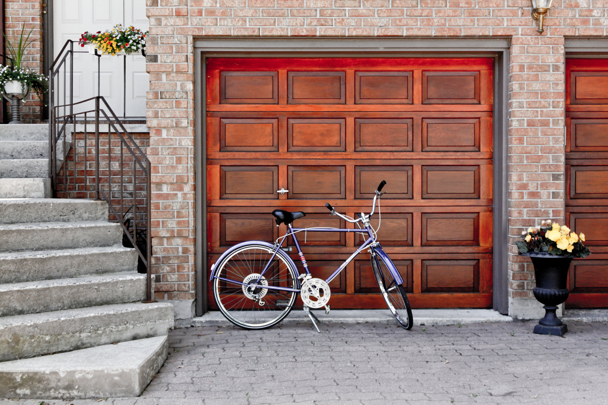 Garage Conversions offer the opportunity for more space and higher value to your home.