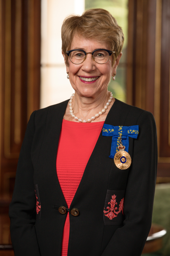 Her Excellency the Honourable Margaret Beazley AO QC, Governor of New South Wales