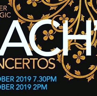 After the wonderful Berlioz 'Cellini' tour with the @monteverdi_choir_orchestras , our artistic director Madeleine Easton is now back in Australia preparing for our next concert series 'Bach's Concertos'! Tickets: bachsconcertos.floktu.com