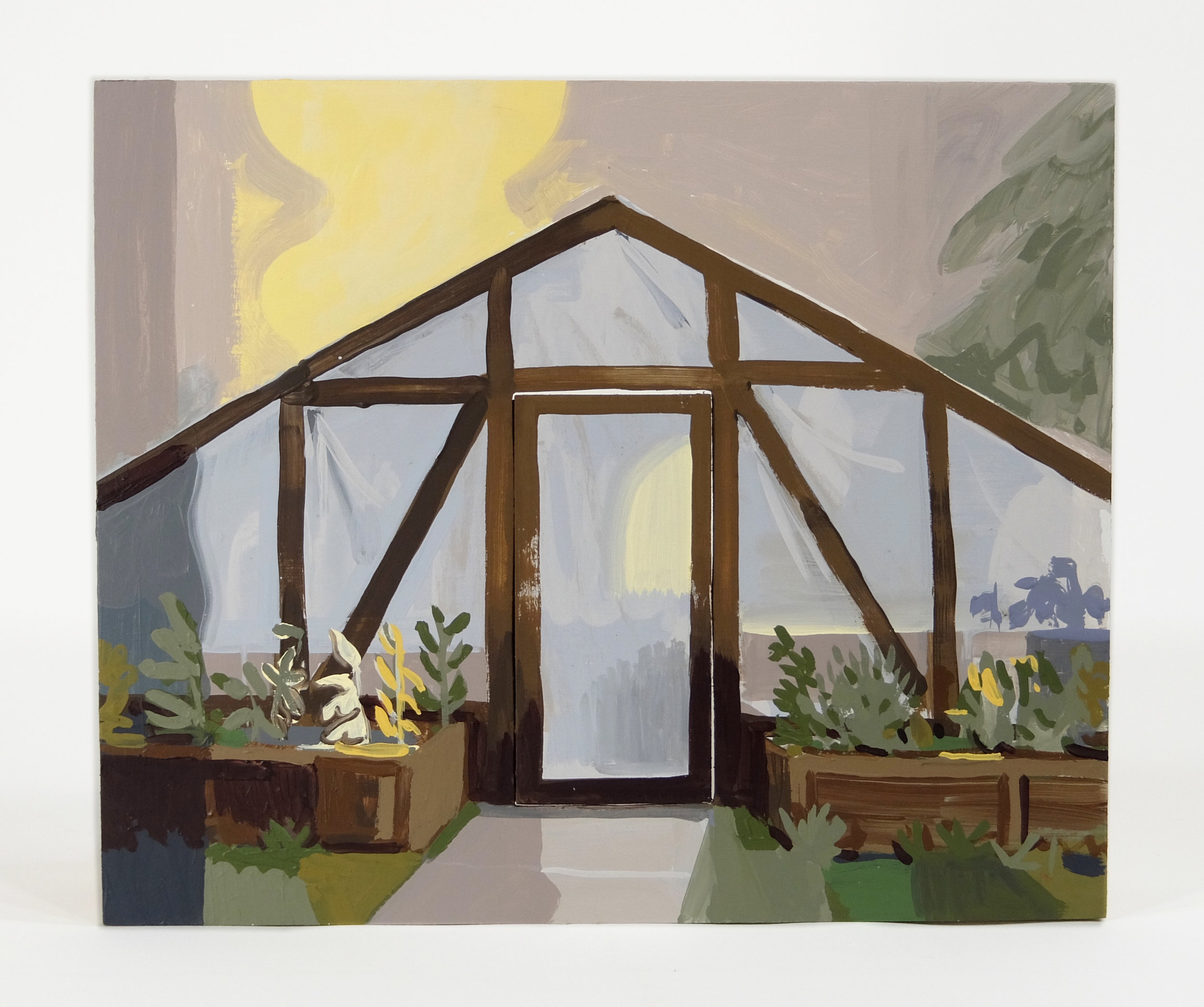 Greenhouse Set