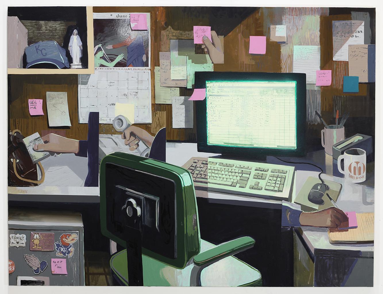 Carolyn's Office
