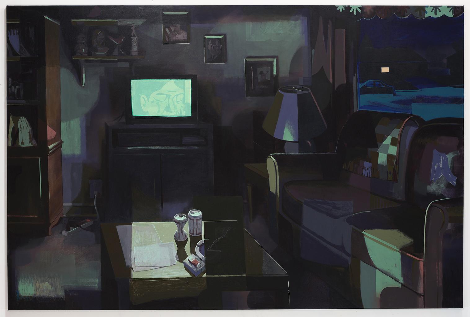 Living Room, Night