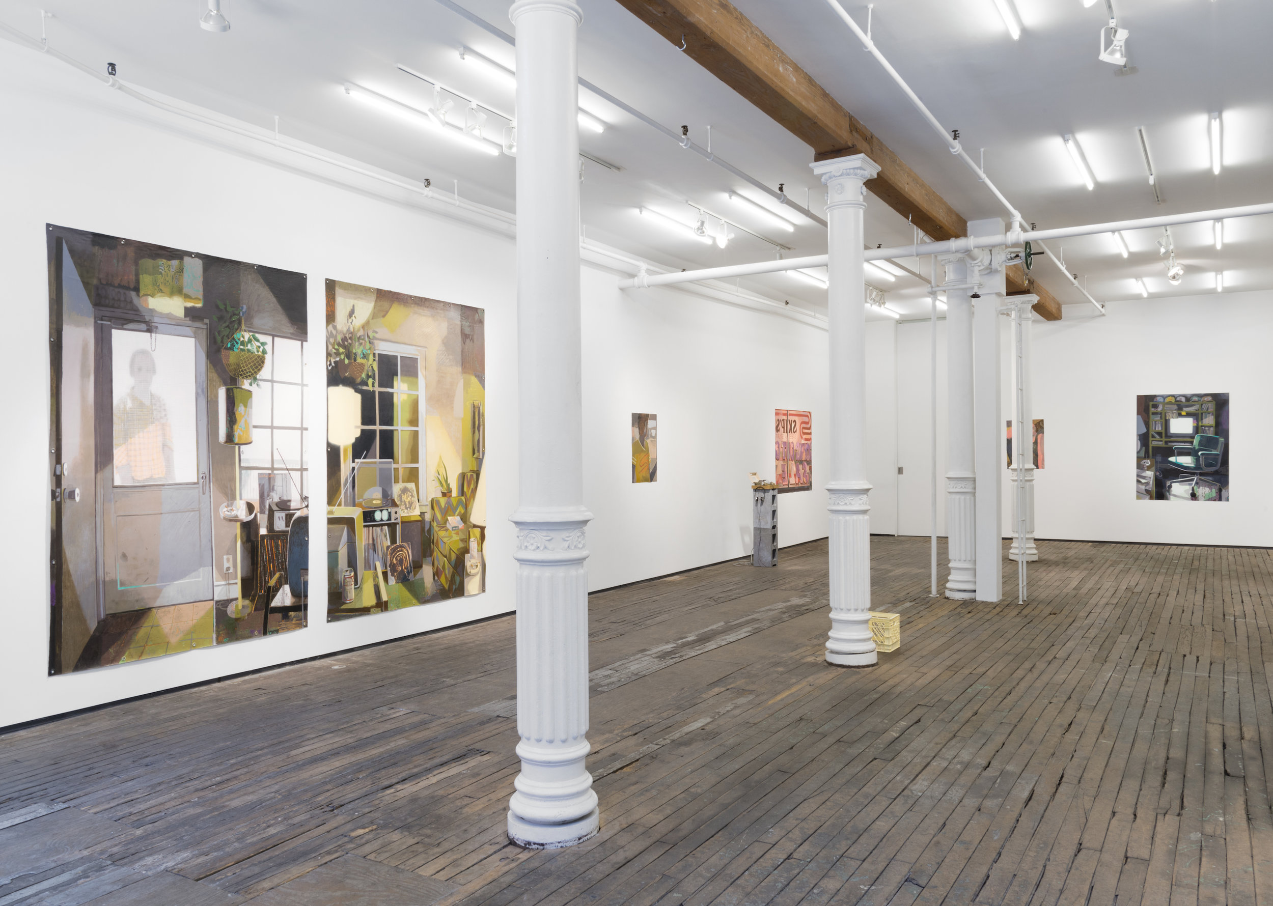 Independence, MO, Installation view