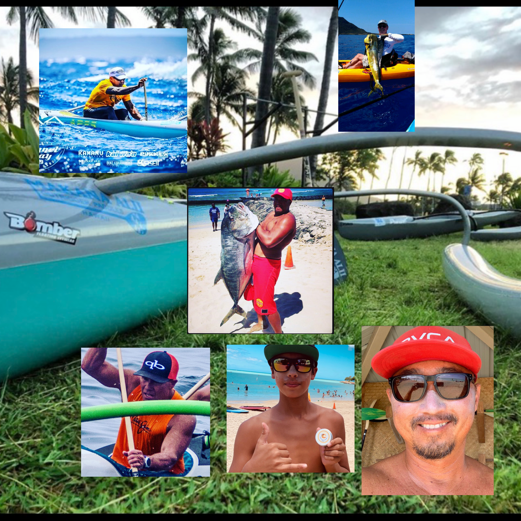 Watermen tested - Our products are put through rigorous testing by some of Hawaii's finest watermen.