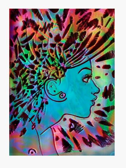 Goddess Photo Print