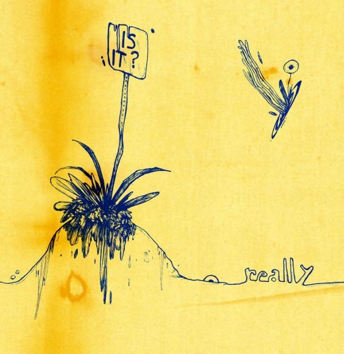 """is it"" | graphite, digital | 2009"