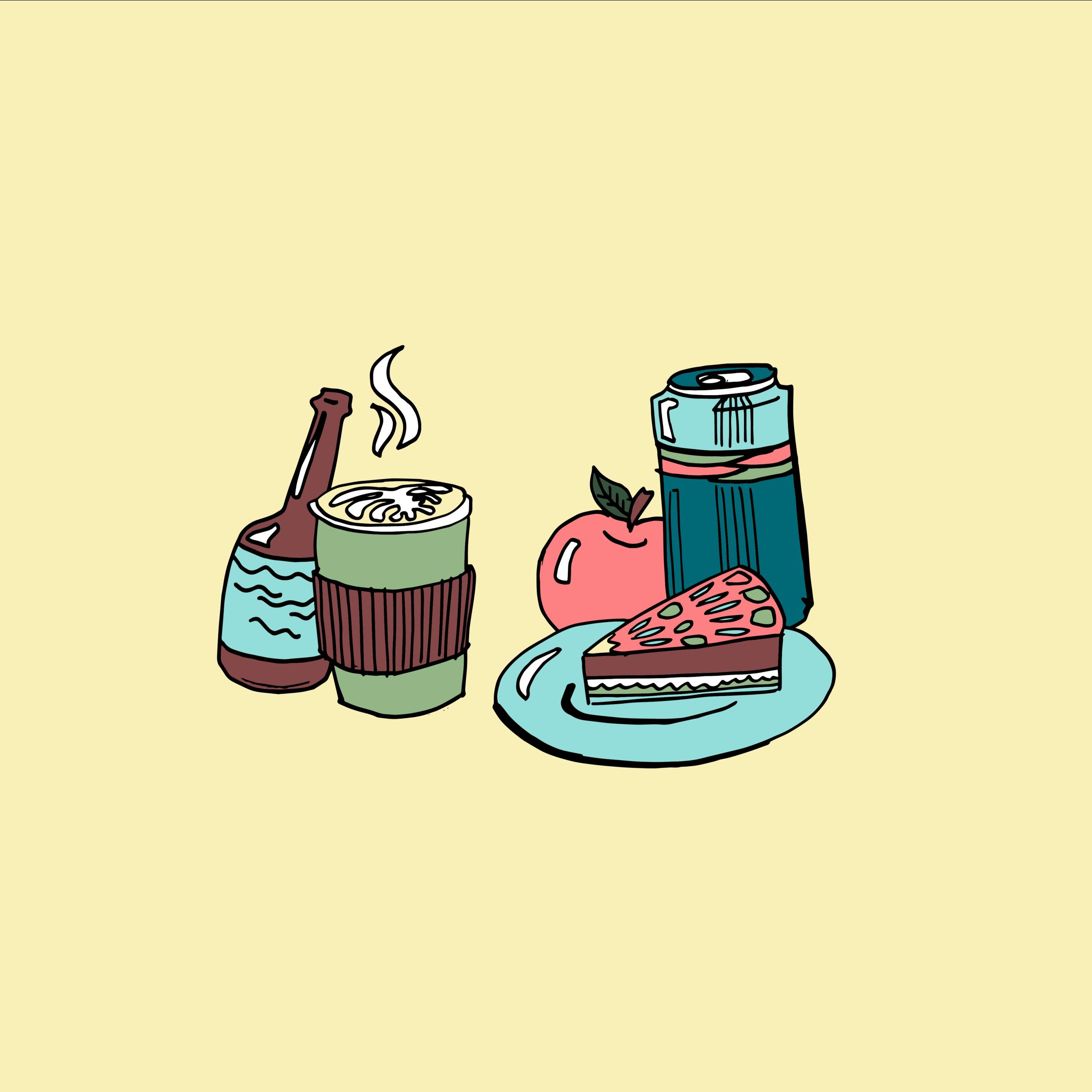 Verpflegung - Food vom Wagen zum GlückKaffee und Kuchen von Kaffeekutsche
