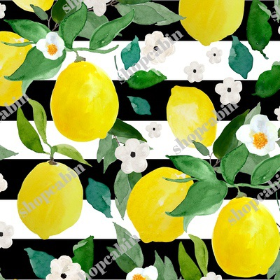 Lemons black and white stripes.jpg