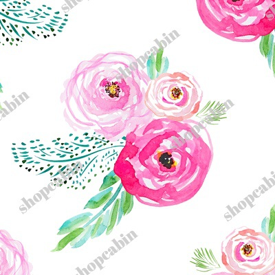 Modern Bohemian Pink Flowers.jpg