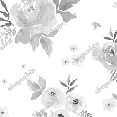 Sweet Blush Roses : Black and White.jpg