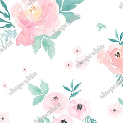 Sweet Blush Roses : Bright Green Leaves.jpg