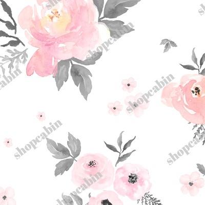 Sweet Blush Roses : Grey Leaves.jpg