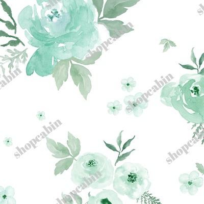 Sweet Blush Roses : Minty Green.jpg