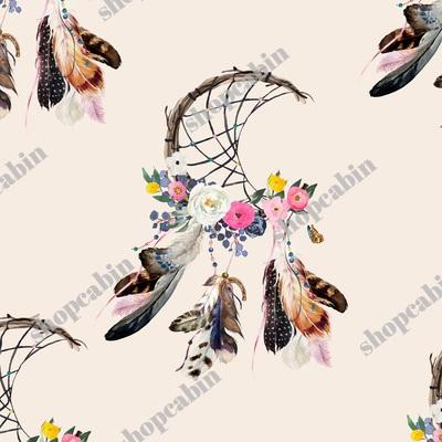 Spring Boho Dreamcatcher Ivory.jpg