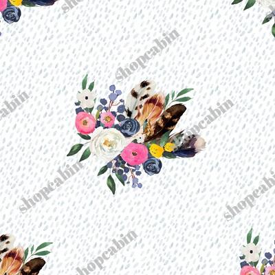 Spring Floral Boho Bouquet Rain.jpg