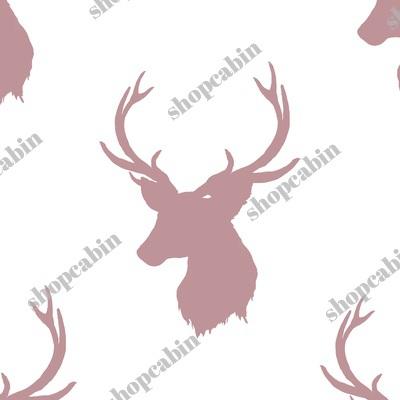 Old Rose Deer Silhouette.jpg