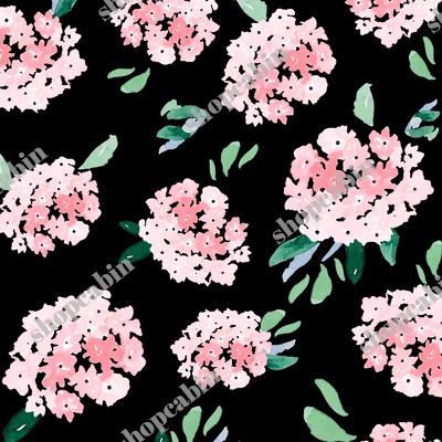 Free Falling Pink Bouquet Black.jpg