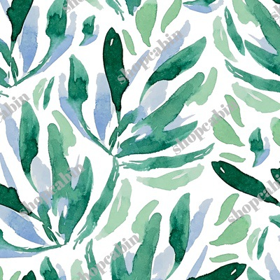 Green And Blue Leaves .jpg