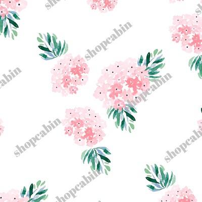 Pink Bouquet Florals White.jpg