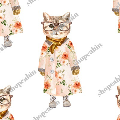 Miss Kitty with glasses White.jpg