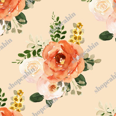 Parisian Autumn Bouquet Peach Back.jpg