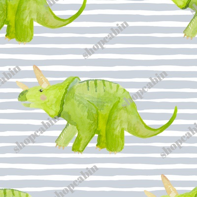 Triceratops With Blue Stripes.jpg