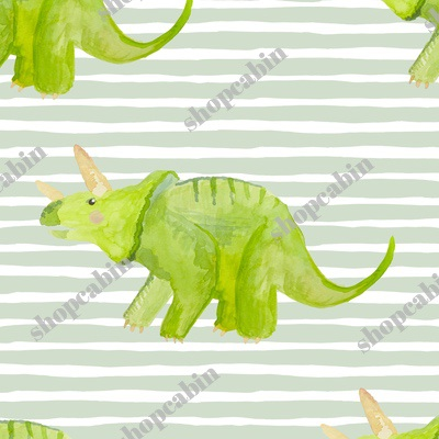 Triceratops With Green Stripes.jpg