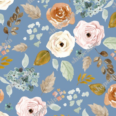 Autumn Garden In Balsam Blue Back.jpg