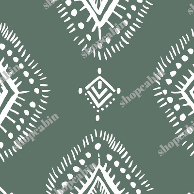 Sage And White Aztec Print.jpg