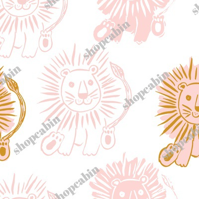 Pink And Gold Lions.jpg