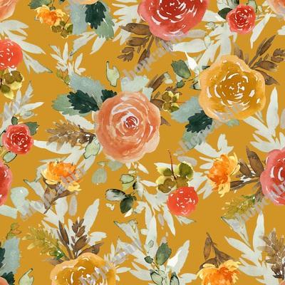 Autumn Day Florals Gold Back.jpg