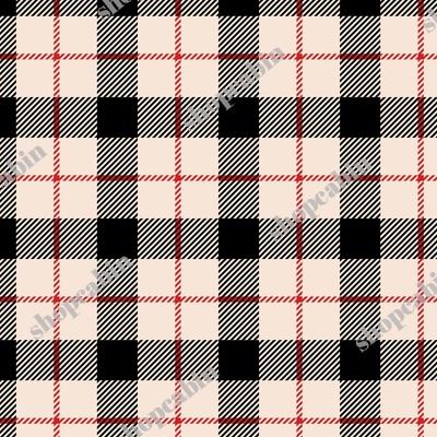 Ivory Black And Red Plaid.jpg