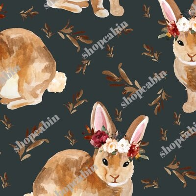 Harvest Bunny Mix And Match Winter Blue.jpg