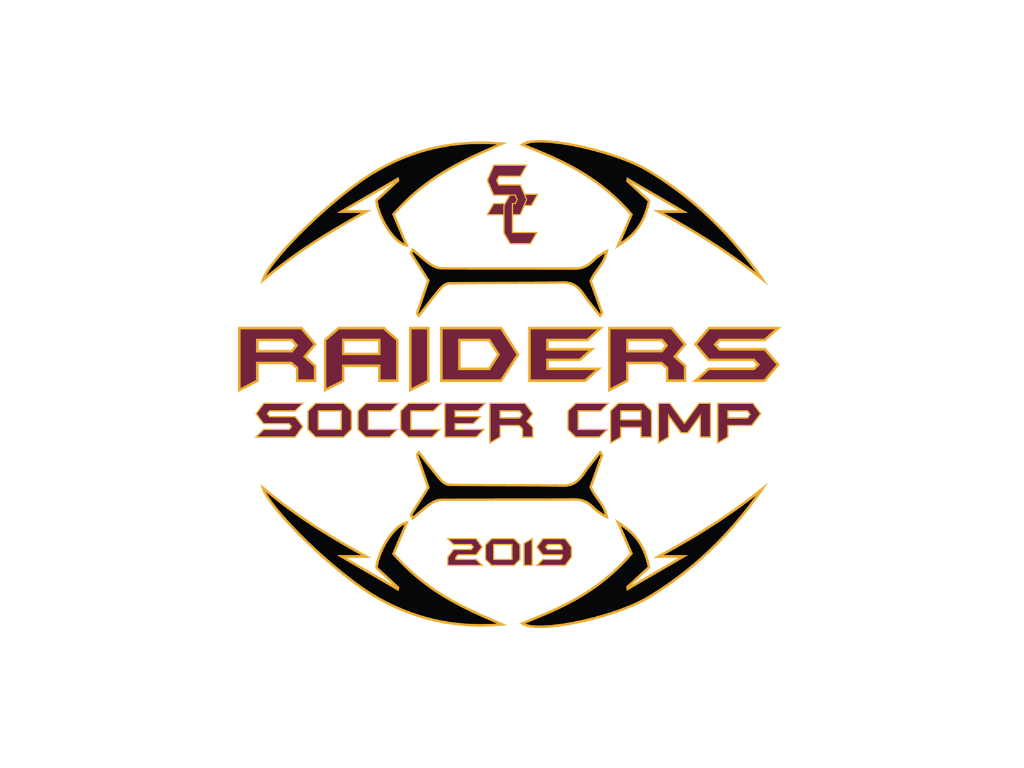 Calling all Raiders! July 29 to August 2, 5-8pm, LK SportsPlex - Raiders Soccer Camp!    Click here for flyer.    Click here for registration form.
