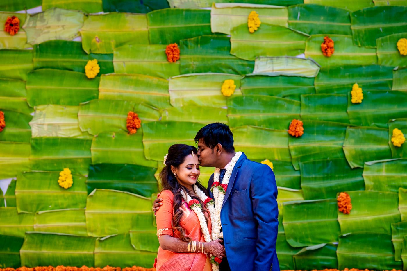Sneha and Vishal - Moongate Events Venue, Bangalore