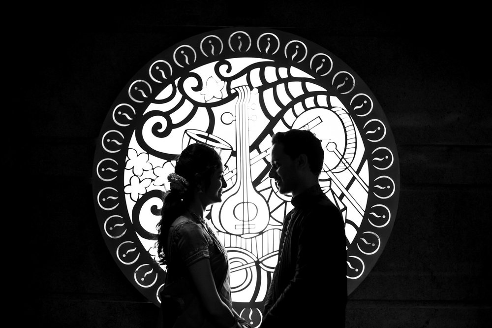 Dhatri & Shravan - It was a really pleasant time that we shared with Sharath and his team. In a few days, they seemed like family. They made the entire experience very easy and enjoyable. Sharath was completely involved in the entire creative process of the marriage. His suggestions were very practical and creative. He completely understood our sensibilities. Looking back at the photos seems like the time has come alive again, and not just mere photos of events. It's amazing how Sharath captured all the people in the marriage candidly and yet worked inconspicuously. The process of designing the album was also very constructive. We built on each other's ideas and suggestions.In a creative process, the freedom to try out different possibilities is what makes the outcome great. That is what we as clients should give Sharath and his team. Thank you very much Sharath, for giving us this experience and capturing it so beautifully.