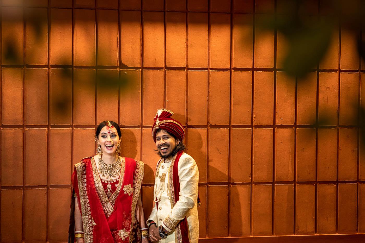 Charlotte & Sunam - A Bengali-British Love Story