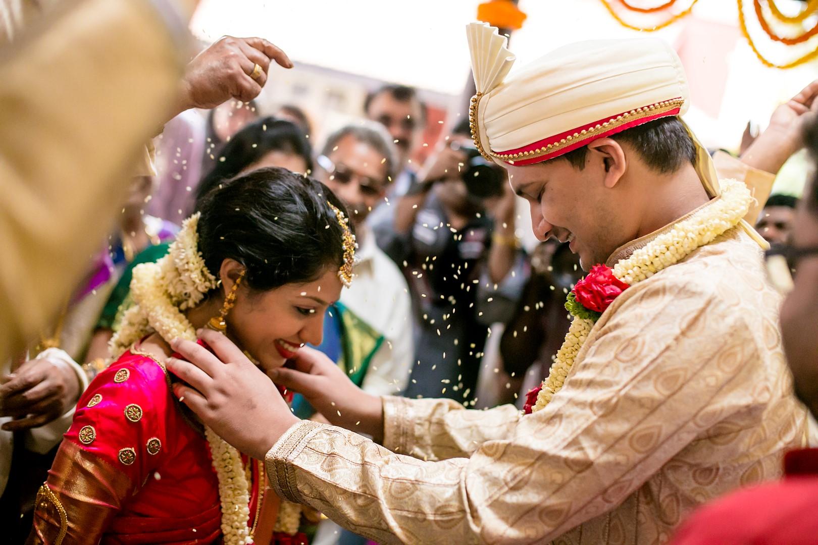 Kee & Rajiv - A Courtyard Wedding @ Shibravyi
