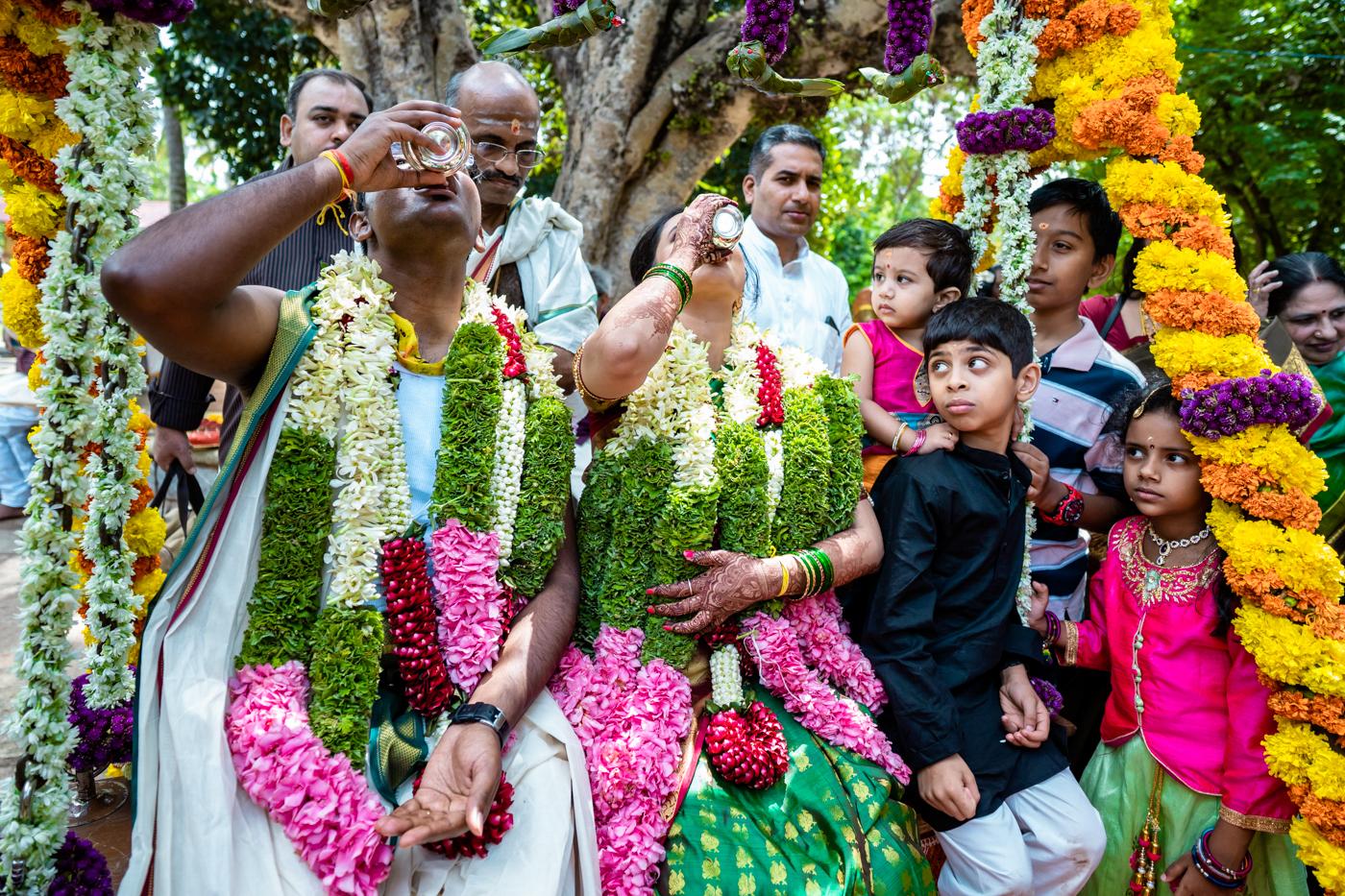 Sneha & Vishal - Tamil Hindi Wedding @ Moongate Events
