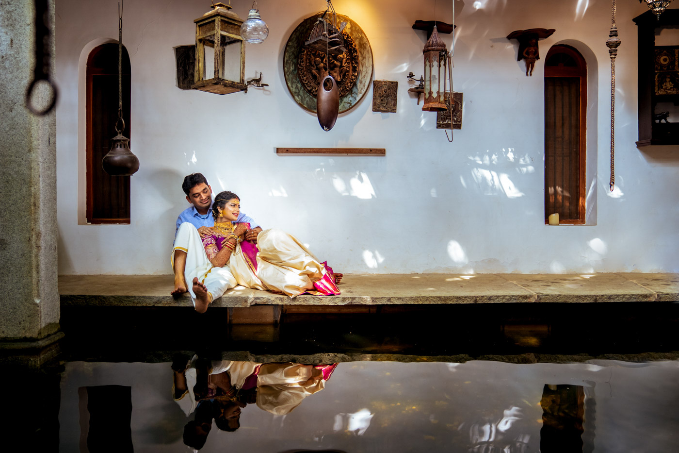 Shivangi & Santhosh - Fun Wedding & Tamarind Tree