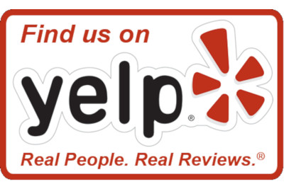 Review us on Yelp.com