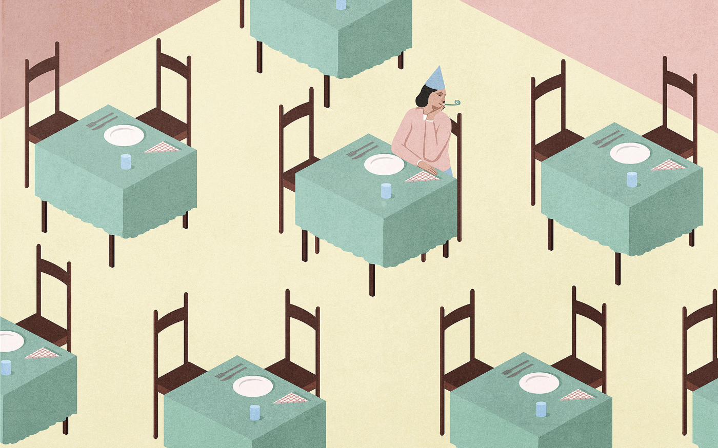What does it mean to be lonely? - I spoke with 6 people, all from different social circles and varying age groups. The one thing they all had in common was a sense of dread or fear when it came to meeting new people.Illustration by Maggie Ferguson