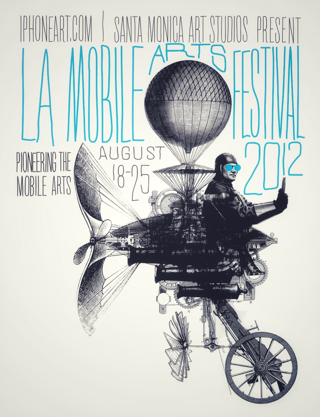 The official poster of the festival.