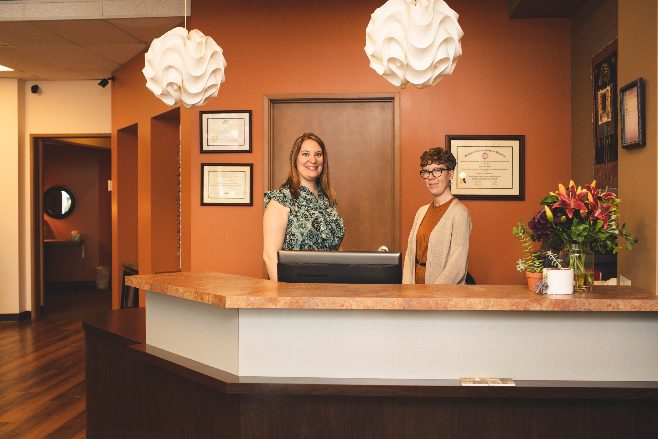 We want your appointment to be as stress-free as possible! - Our staff will do everything we can to make sure your experience is pleasant and convenient.