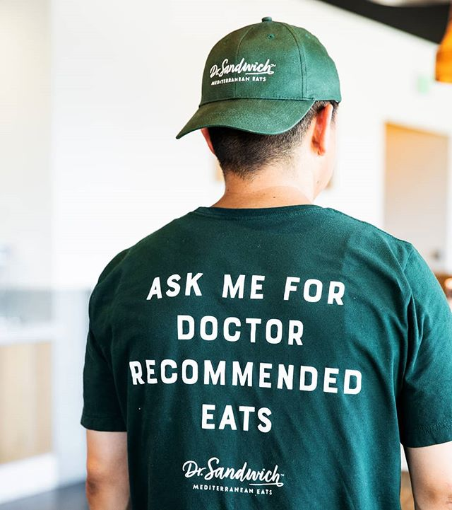 Our amazing staff knows their stuff! (hint: we recommend it all) . . . . . #healthy #healthla #fresh #mediterraneanfood #kosher #kosherla #kosherfood #laeats #losangeles #larestaurants #lafoodies #eatla #shawarma #drsandwich #coastcreative